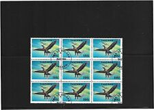 BIRDS ON TANZANIAN POSTAGE STAMPS.