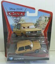 CARS 2 - VICTOR HUGO - Mattel Disney Pixar