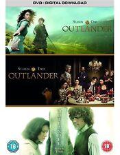Outlander complete Season Series 1 + 2 + 3 DVD Box Set R4 season 1 inc part 1+2