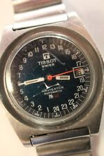 "VINTAGE TISSOT NAVAGATOR PR516, 17J AUTOMATIC MENS WATCH ""WORKING"""