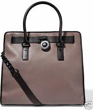 Michael Kors Tasche/Bag Hamilton French Binding LG NS Tote Cinder/Taupe NEU!