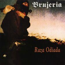 BRUJERIA - RAZA ODIADA   CD NEU