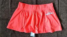 "Adidas Stella mcCartney tennis skirt XS - ""tomato red"" - NWT - RARE"