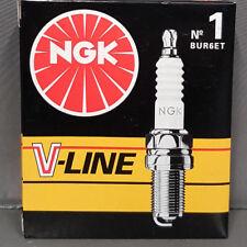 4x Bougies d'allumage NGK BUR6ET V-LINE No1 2876 VW AUDI,SEAT,FIAT,SKODA,Ancia #