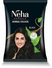 NEHA HERBAL COLOUR BLACK 20G (Pack of 10) ORIGINAL