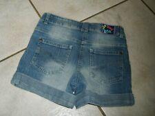 Super Shorts Jeans-Hose  Gr.146 blau PEPPERTS