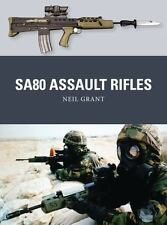 SA80 ASSAULT RIFLES - GRANT, NEIL/ DENNIS, PETER (ILT)/ GILLILAND, ALAN (ILT) -