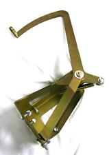 1953-1956 Ford Pickup Truck Zinc Anodized Frame Mount Pedal Assembly F Series