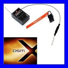 SPEKTRUM AR610 2.4GHZ 6CH 6 CHANNEL RC RECEIVER RX SPMAR610 DX4E DX9 DX18 DX20