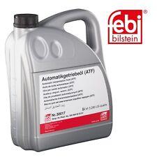 febi bilstein 30017 Automatikgetriebeöl ATF (Rot) 5 Liter - MERCEDES-BENZ, OPEL, VAUXHALL