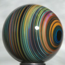 "new 0.76"" glass marble by Dusty Gamble 