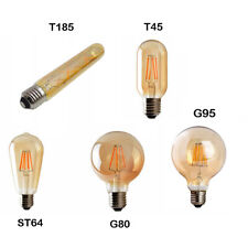 Vintage LED Dimmable Bulb Decorative  Industrial Light Edison Lamp Bulb
