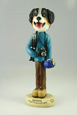 Photographer Bernese Mtn Dog -See Interchangeable Breeds & Bodies @ Ebay Store