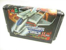 Mega Drive THUNDER FORCE II 2 Cartridge Only Sega Japan Game mdc