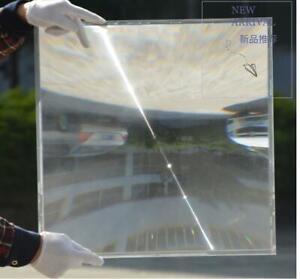 Loupe de projecteur de bricolage à lentille de Fresnel PMMA optique 500X500mm
