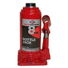 American Forge & Foundry 3508 8 Ton Bottle Jack L 7-3/4 H 15-1/2