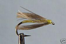 1 x Mouche de peche Sèche Peute H10/12/14/16 truite dry fly trout fishing