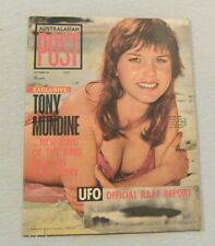 AUST. POST MAGAZINE 26th October 1972 - TONY MUNDINE