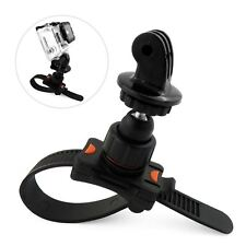 Roll bar zip mount pour gopro hero 1 2 3 3+ 4 5 pour cage guidon tige de selle vélo