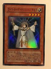 Yu-Gi-Oh! Lyla, Lightsworn Sorceress LODT-JP019 Super Rare Jap