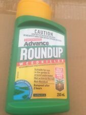 ROUNDUP 280ml Advance Liquid Concentrate Weed Killer Covers area up to 280m2
