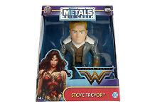 """Jada Diecast 4"""" Wonder Woman Movie Steve Trevor Figure M295"""