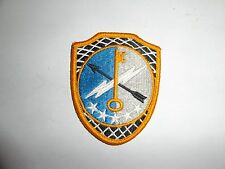 MILITARY PATCH US ARMY COLORED FOR SHOULDER SEW ON 780TH INTELLIGENCE BRIGADE