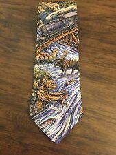 Alaskan Wilderness Necktie