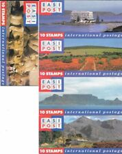 South Africa 1993 Tourism set of 5 booklets complete