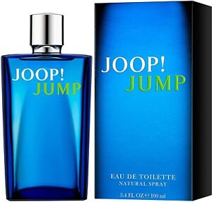 JOOP! Jump Eau de Toilette 100ml Natural Spray For Him Homme  Men EDT