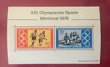 Timbres  Allemands neufs montreal 1976