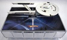 Star Trek Hot-Wheels NCC 1701 - Comic Con San Diego Exclusive 2009 Metall Modell