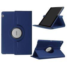 para Huawei Tablet Media M5 8.4 BOLSO FUNDA Estuche Protección Azul Oscuro