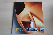 209720) Renault Megane RS 2.0 16V Turbo 224PS Prospekt 07/2005