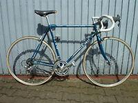 Rennrad Olmo Racing von Willi Altig Campagnolo Columbus Cinelli schöner Zustand