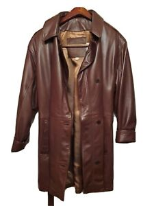 Coach Women's Brown Leather Jacket