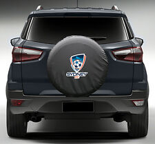Sydney FC 4WD Spare Wheel Cover LARGE 77cm