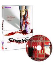 Suspiria (1977) Dario Argento / DVD, NEW