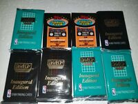 LOT of (150) NEW AND UNOPENED NBA Basketball CARDS