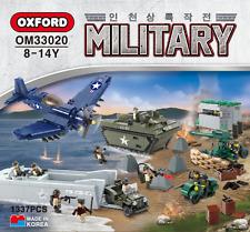 [Oxford Block] BRICK MILITARY Incheon Landing Operation OM33020