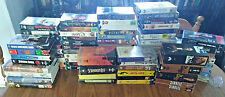 Large Mixed Lot 82 VHS Movie Some Action Drama Sci Fi Comedy Best Picture Disney