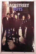 "Backstreet Boys Streetlight vintage poster 22.25"" X 34.50 Nos (b319)"