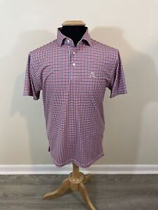 Rhoback Golf Polo Men's Size Small