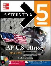 5 Steps to a 5 AP US History with CD-ROM, 2014 Edition (5 Steps to a 5 on the Ad