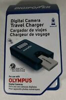 Digipower Digital Camera Travel Charger For use with Olympus