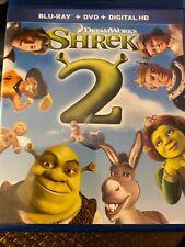 Shrek 2 (Blu-ray/Dvd, 2015, 2-Disc Set)