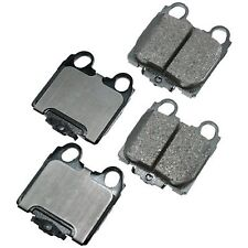 REAR BRAKE PADS for LEXUS SEMI METALLIC GS300 GS400 GS430 IS300 SC430