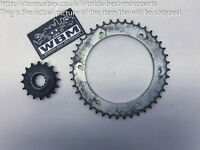 Honda RC36 VFR750 F (2) 97' Front and Rear Sprocket as pictured