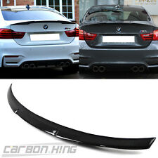 Carbon BMW F82 4-Series Coupe M4 Style Rear Trunk Spoiler Wing M4 ONLY 15up