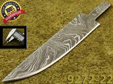 Damast Messer Damastklinge damastklinge Damaszener Klinge Damascus Blade (9272